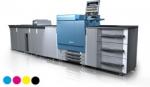 Barevné produkční stroje